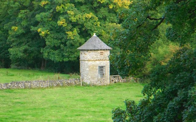 Dovecote in the Staffordshire Peak District