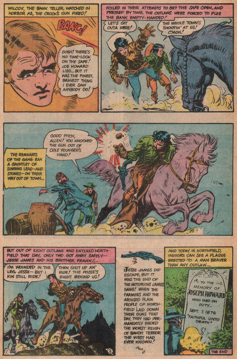 Read online All-Star Western (1970) comic -  Issue #9 - 30