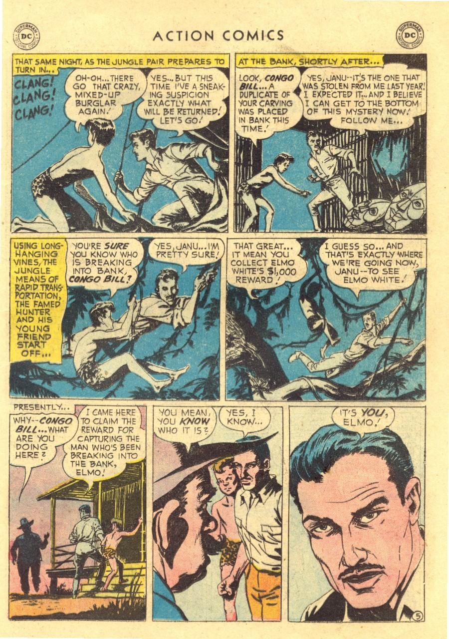 Action Comics (1938) 211 Page 20