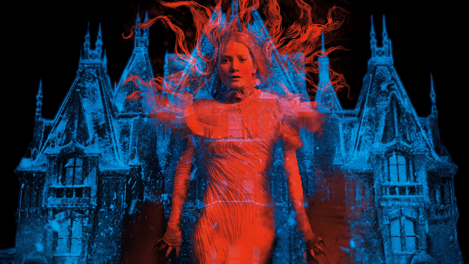 Crimson Peak Edith Cushing Mia Wasikowska