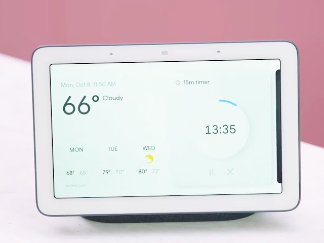 Google smart Home Hub Every detail and How it works