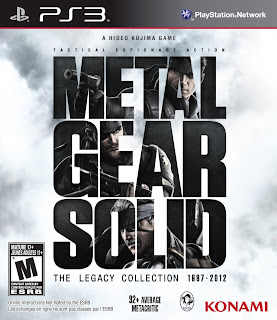 Metal Gear Solid The Legacy Collection PS3 Download