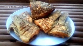 Resep dan Cara Membuat Masakan Ikan Nila Goreng Tepung Crispy