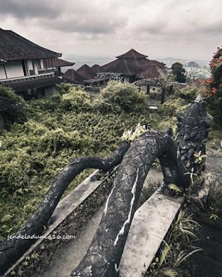 Mengeksplor Hotel Berhantu Dewata Bali | Wisata Mistis Daerah Bedugul