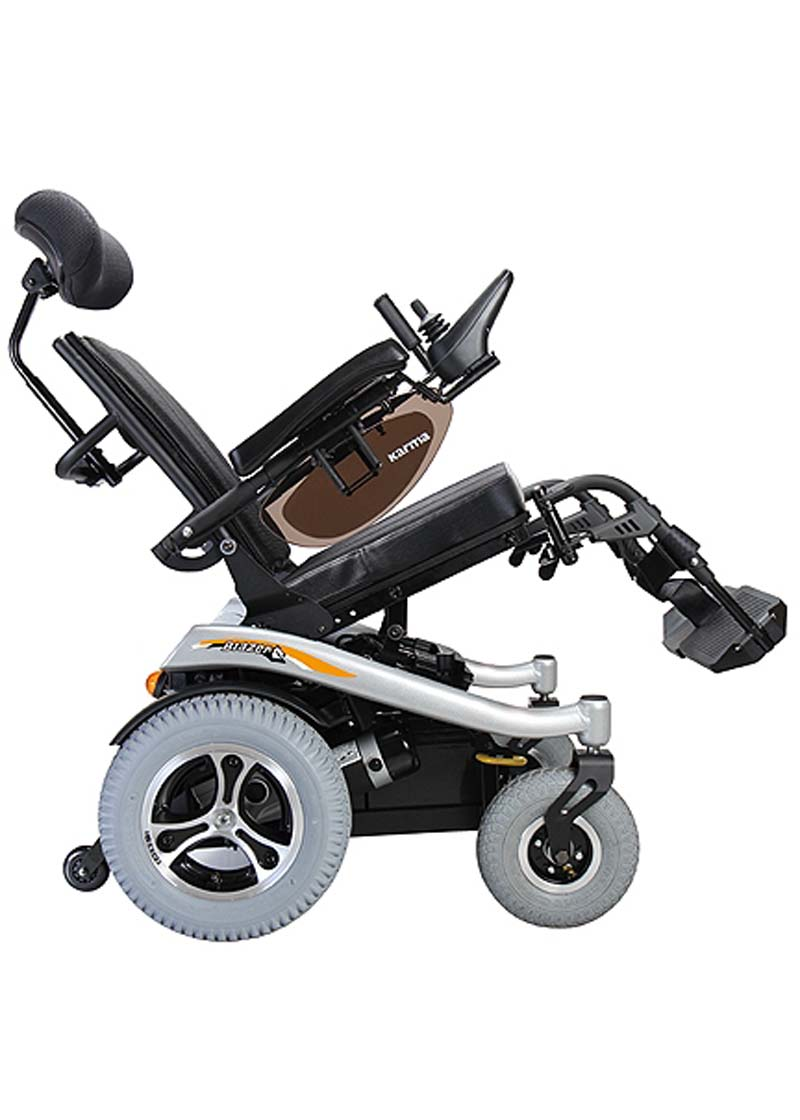 Karma Power Wheelchair Great For Seniors By Manish Batra