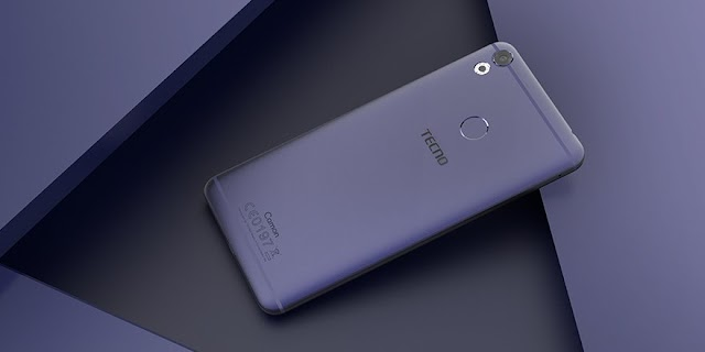 Tecno Camon CX Specs and Price in Nigeria