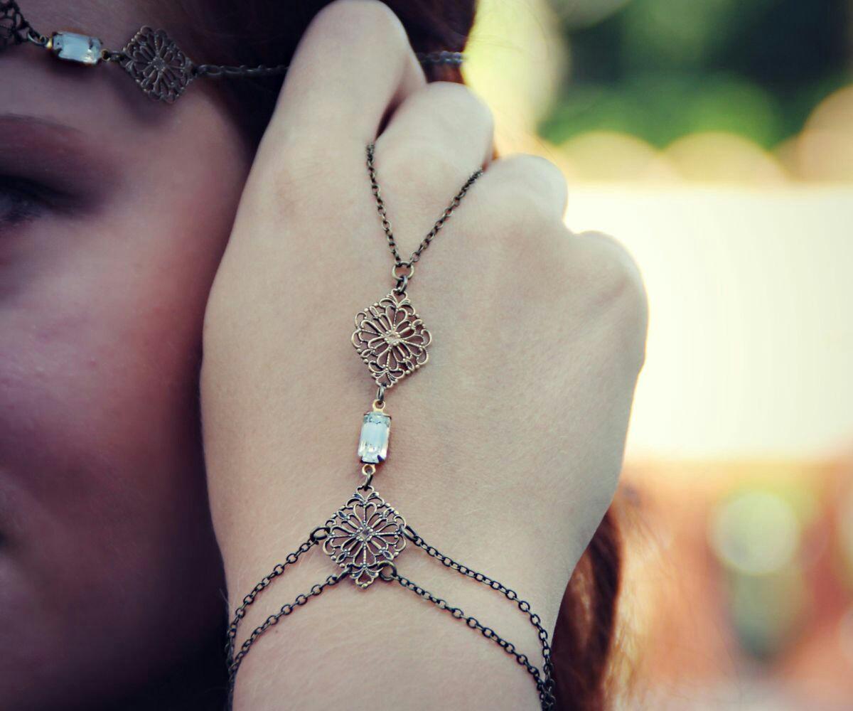 Link chain bracelet designs