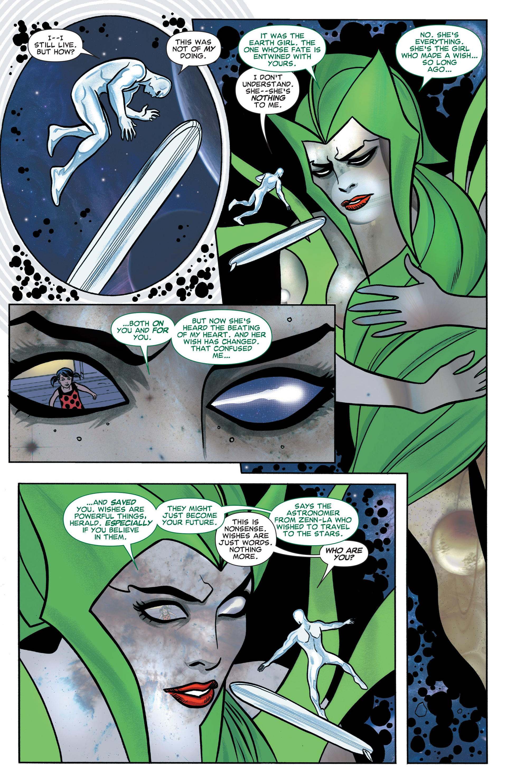 Read online Silver Surfer (2014) comic -  Issue #2 - 14