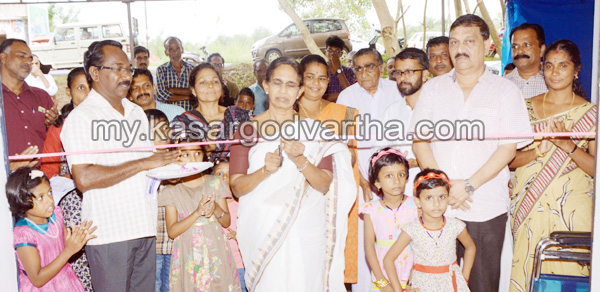 Kerala, News, Jeevodaya charitable trust inaugurated.