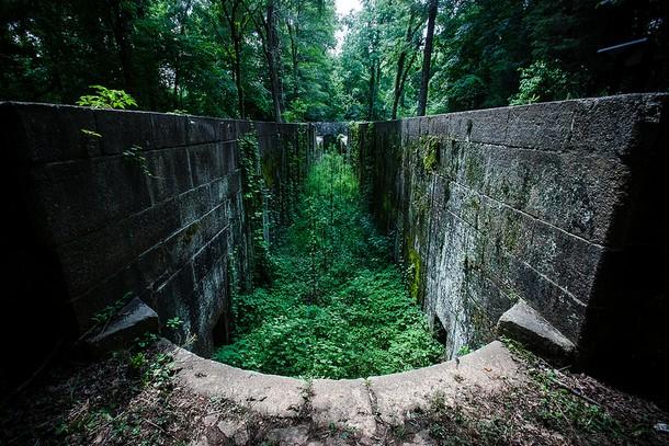 South Carolina Landsford Canal State Park