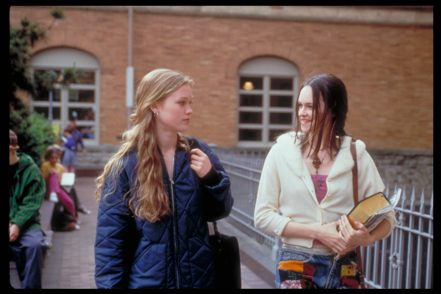 Genre Grandeur 10 Things I Hate About You 1999: 10 Things I Hate About You 1999 Full Movie Watch In HD