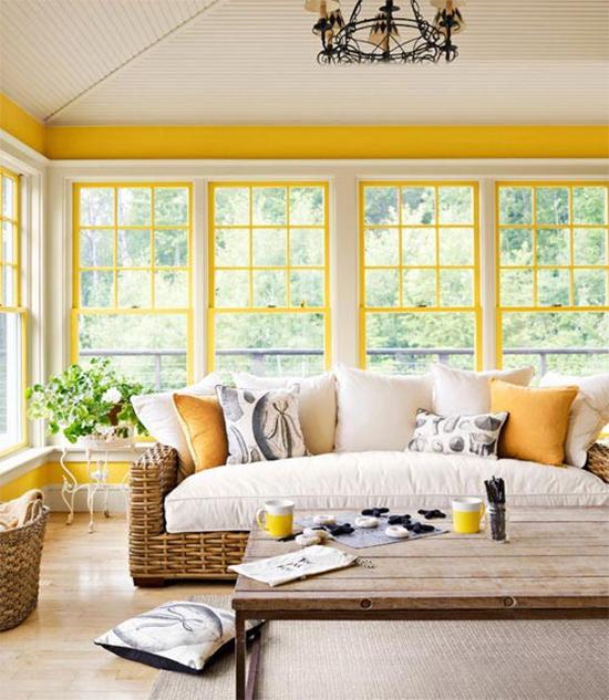 janela amarela, janela colorida, colorful windows, moldura colorida, decoração, decor, moldura amarela