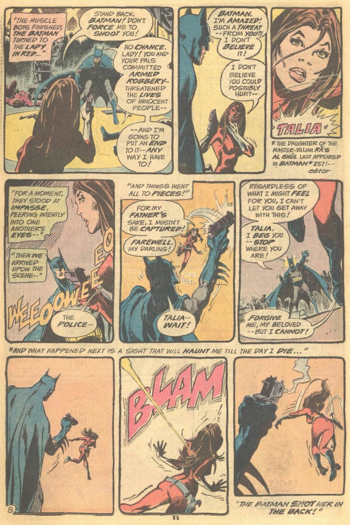 Detective Comics (1937) 444 Page 10