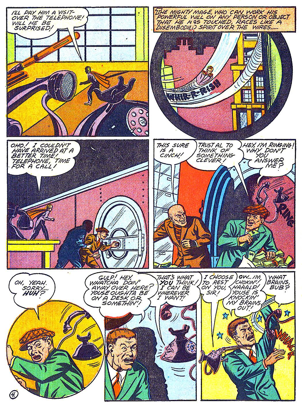 Read online All-American Comics (1939) comic -  Issue #50 - 56