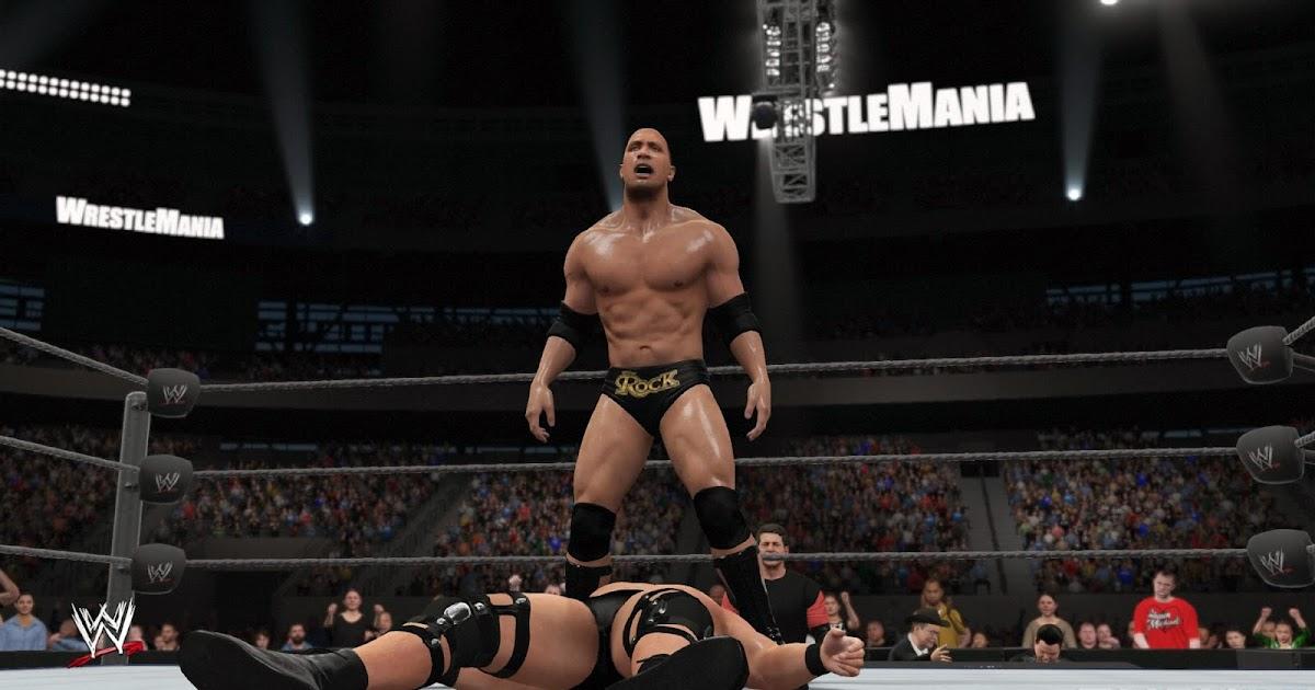 WWE 2K17 game for-XBOX360(2017 - funny vidio