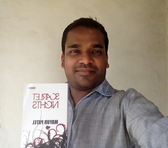 Interview with author Mayur Patel
