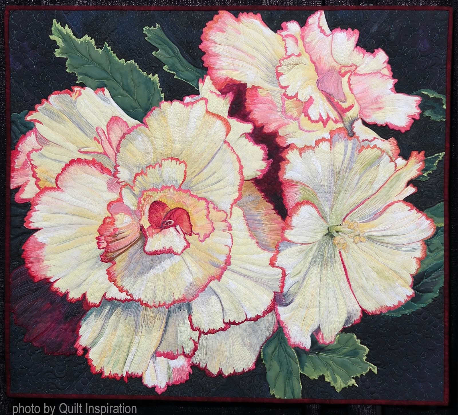 Quilt Inspiration: May Flowers