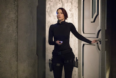 CW Supergirl 3x15 In Search of Lost Time Alex Danvers