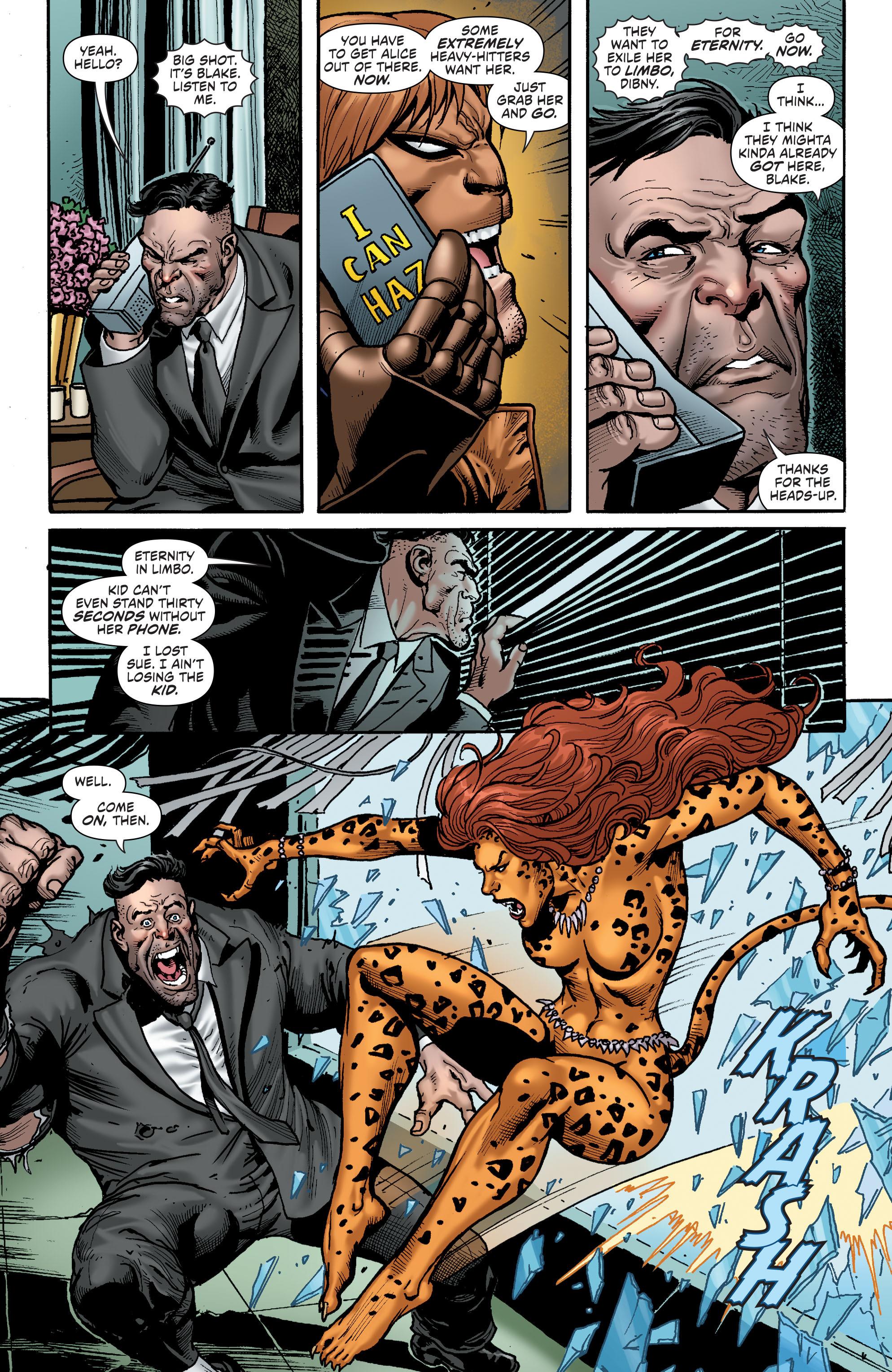Read online Secret Six (2015) comic -  Issue #7 - 19
