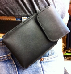 Nutshell holster for Apple iPhone 6