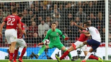 Sports : Kofin Turai: Sterling ya yi bajinta, Ronaldo ya ji takaici