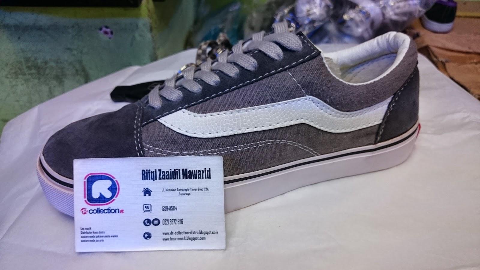 GROSIR KAOS DISTRO SURABAYA Jual Sepatu Vans Di Surabaya