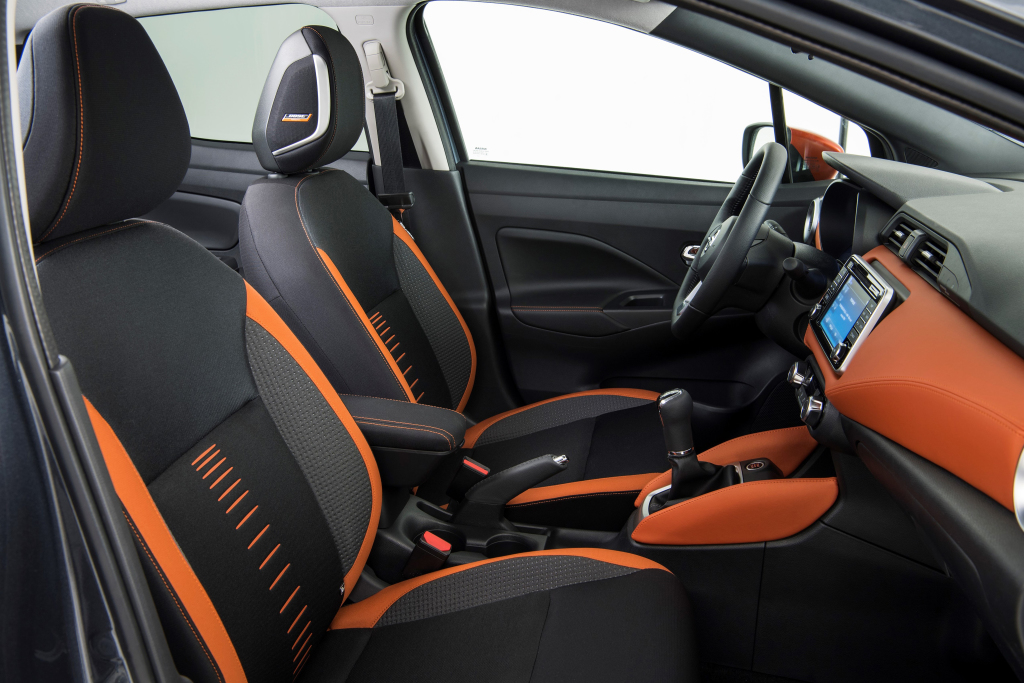 Nissan+micra+2017+iç+dizayn