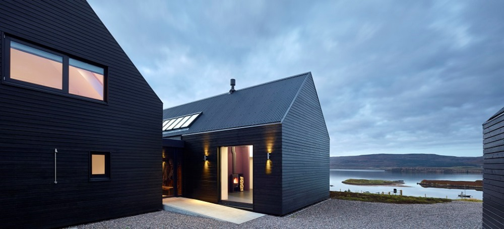 Modern Architecture Scotland this simple modern coastal home architecture designs in scotland