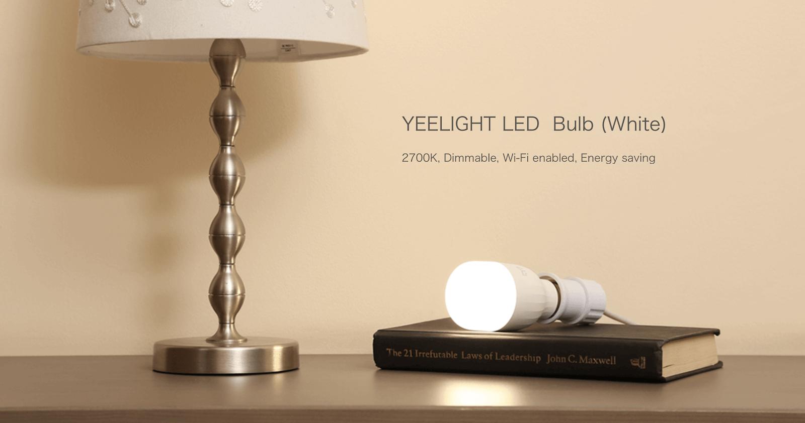 Quanto consumano le lampadine Yeelight