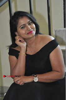 Telugu Actress Swathi Reddy Latest Stills in Black Gown  0067.JPG
