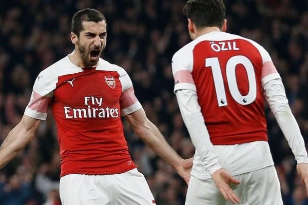 Rombak Skuat, Arsenal Bakal Lepas Mesut Ozil dan Mkhitaryan
