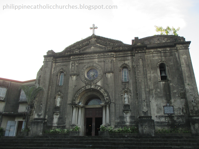 Nuestra Señora de Gracia Parish Church, Makati City, Philippines