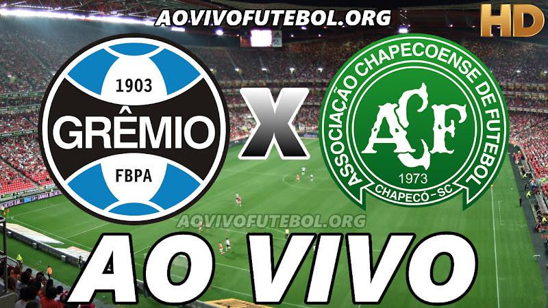 Grêmio x Chapecoense Ao Vivo Hoje em HD