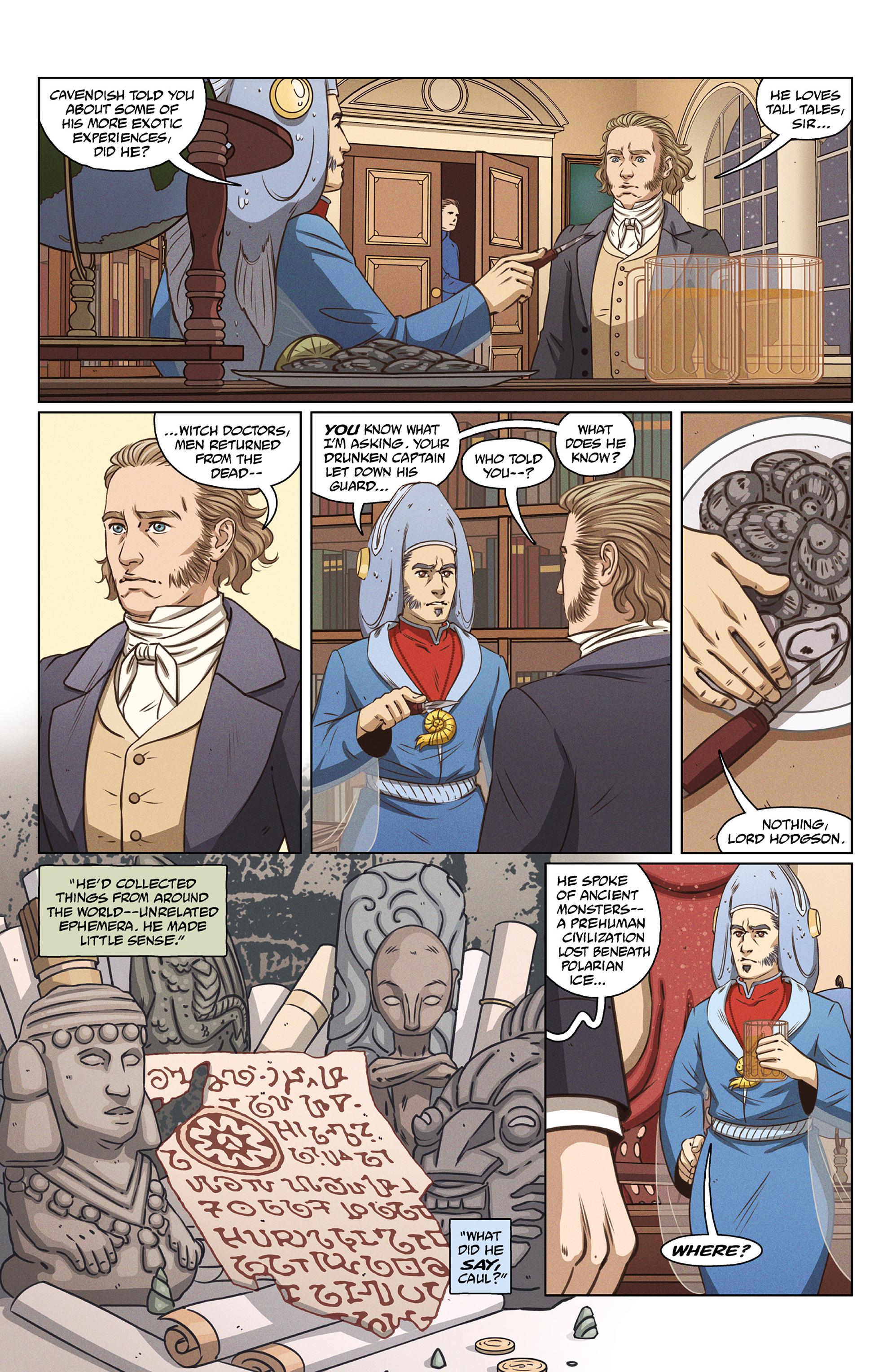Read online Abe Sapien comic -  Issue #27 - 9