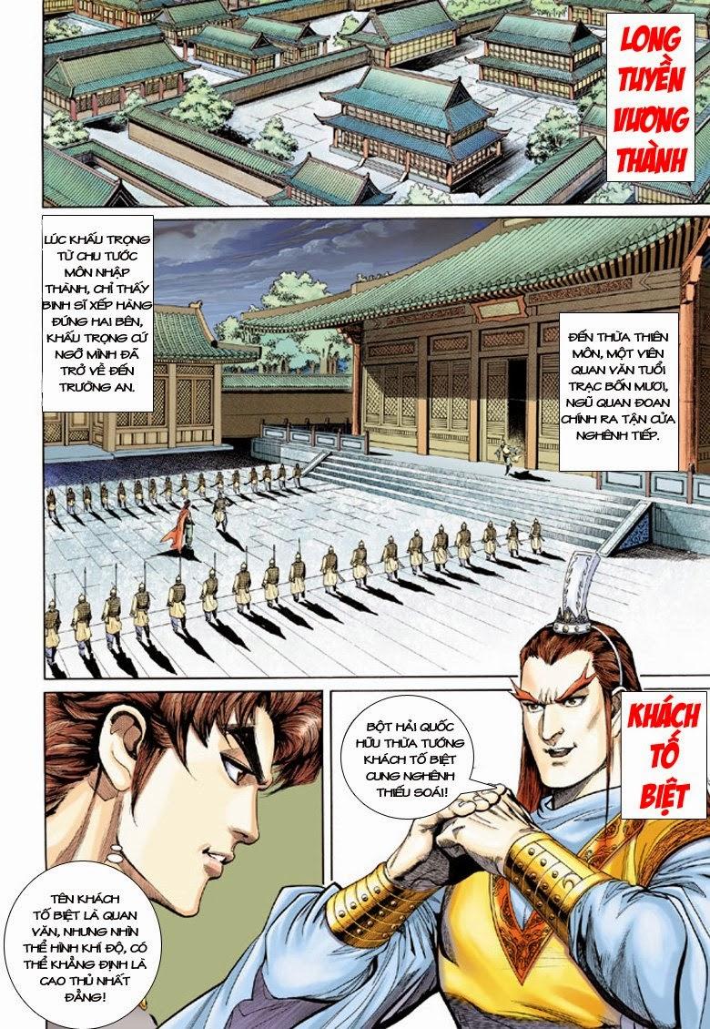 Đại Đường Song Long Truyện chap 150 - Trang 26