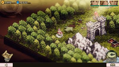 Reversiquest 2 Game Screenshot 1