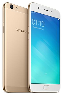 """Cara Flash OPPO F1s Tanpa PC"""