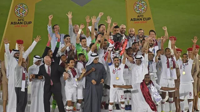 Qatar Raja di Piala Asia 2019