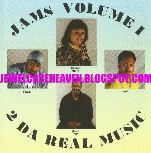 ABOUT TO HATE ME: 2 Da Real Music: Jams Volume 1 (2 Da Real