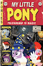 My Little Pony Friendship is Magic #32 Comic Cover SDCC Variant