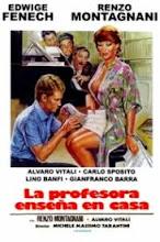 La profesora enseña en casa (1978)