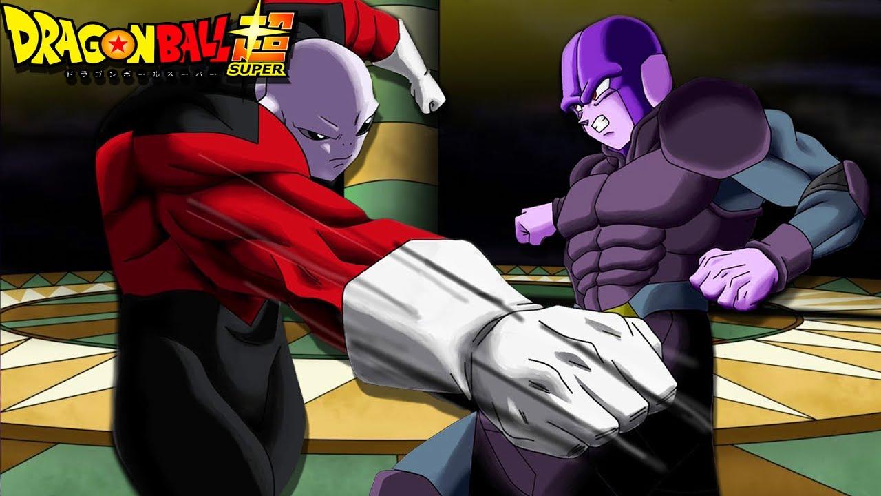 Dragon Ball Super Reveals Jiren Vs Hit Synopsis.
