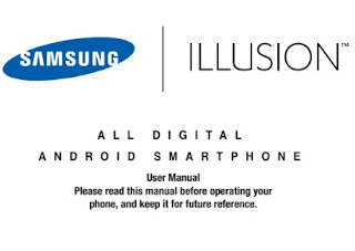Samsung Illusion Manual