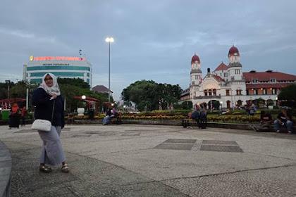 Taman Tugu Muda : Spot Foto Yang Sebaiknya Tidak Dilewatkan Saat Bermain Di Semarang