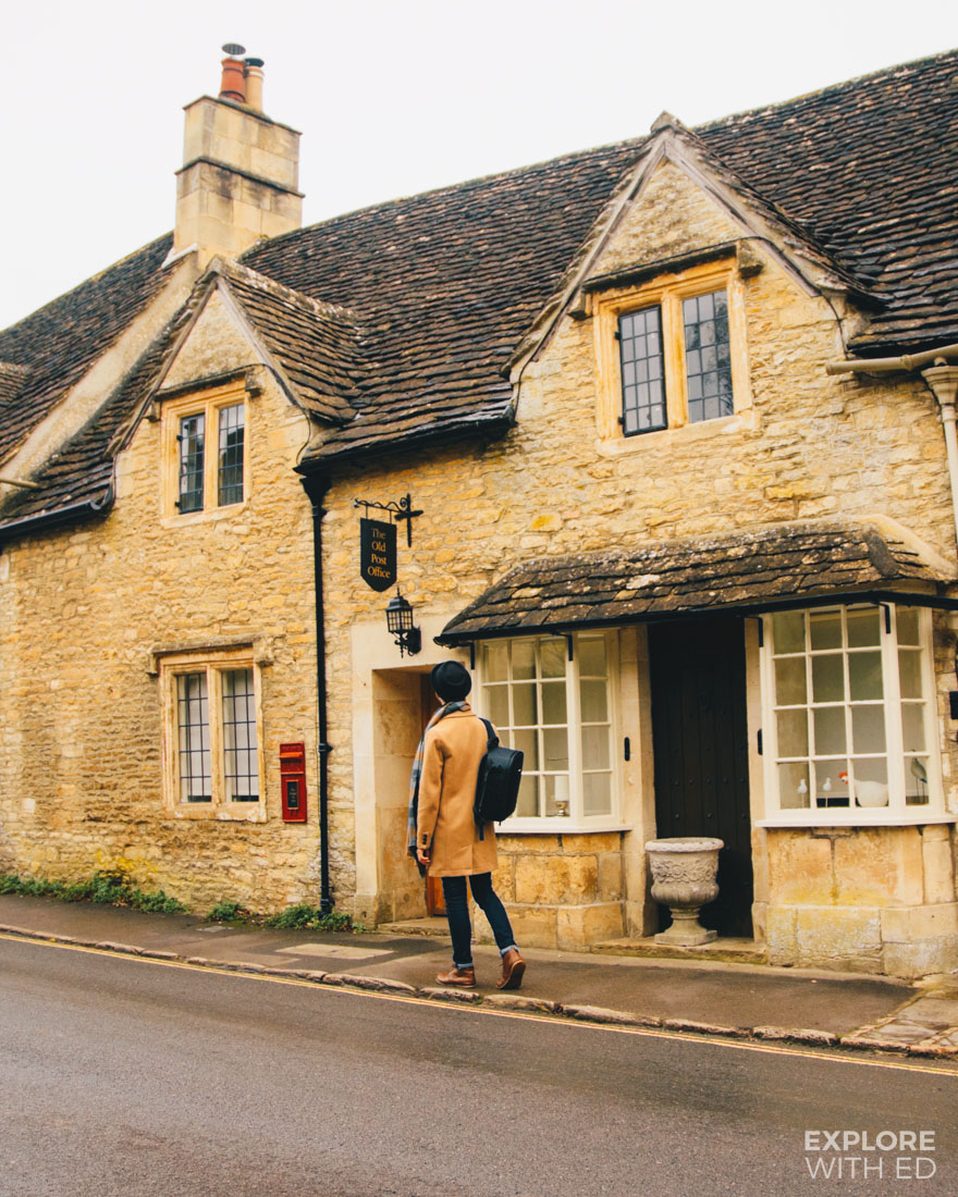 The Old Post Office in Castle Combe