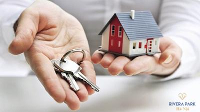Ký hợp đồng mua căn hộ chung cư Rivera Park