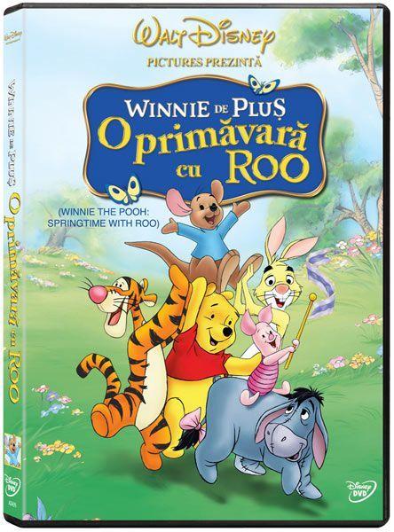 Winnie de Pluş – O primăvară cu Roo Dublat In Romana Desene Animate Online