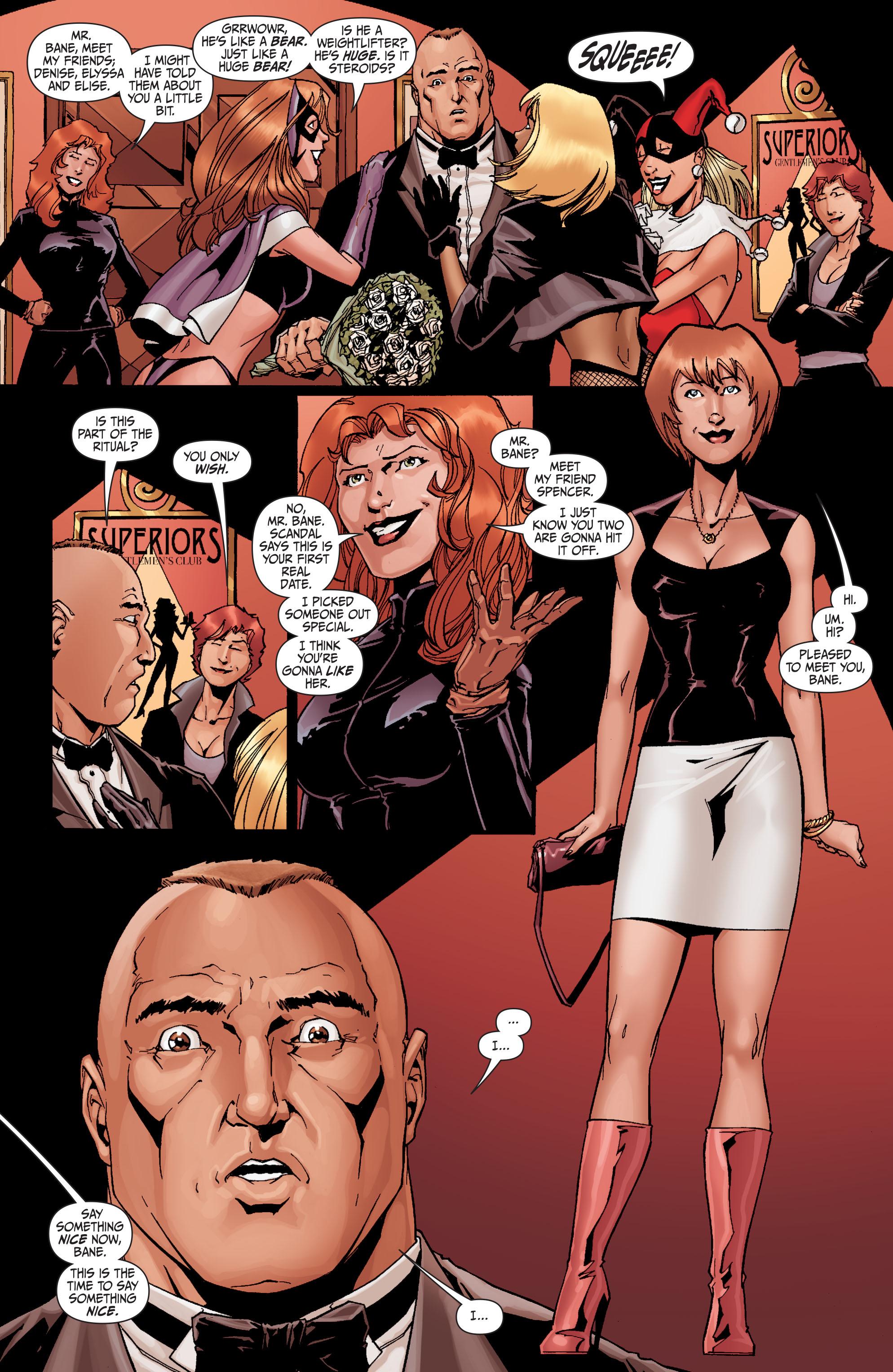 Read online Secret Six (2008) comic -  Issue #30 - 5