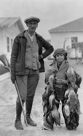 Джек Куган с сыном Джекки