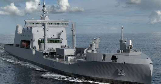 defence Costs NZ: Bloated half billion dollar RNZN tanker another Brownlee blow out